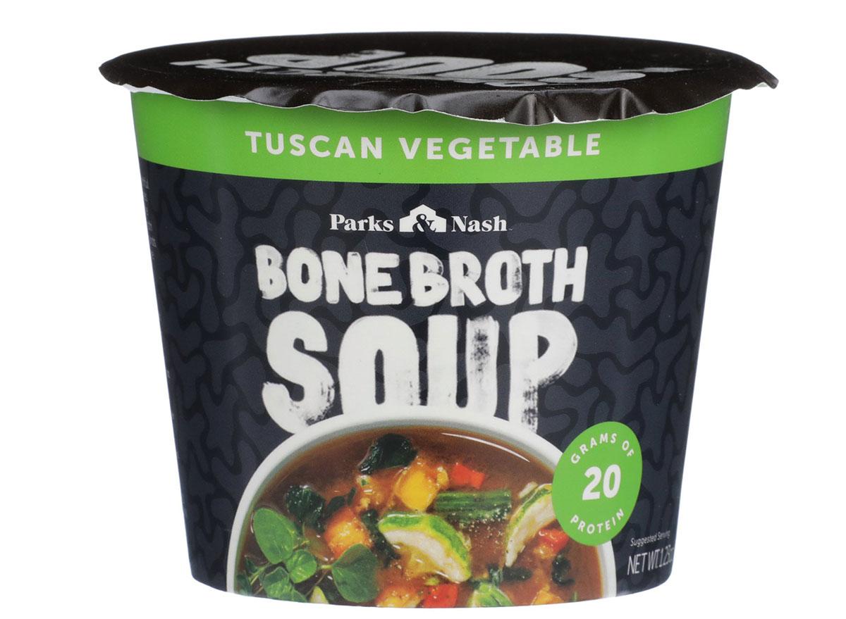 parks and nash bone broth soup