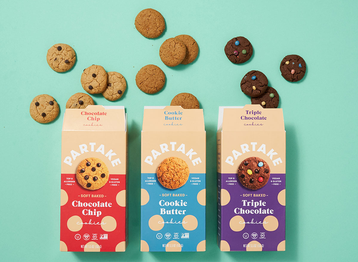 partake soft baked cookie boxes