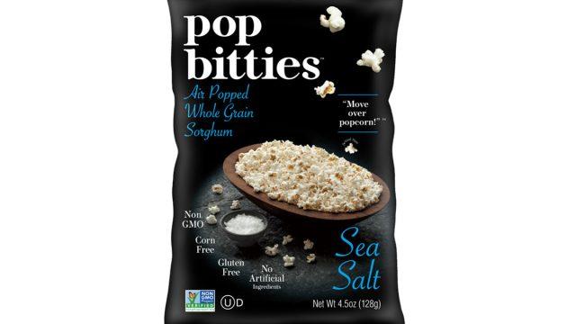 bag of pop bitties snack