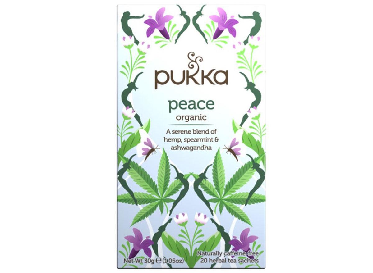 pukka peace tea