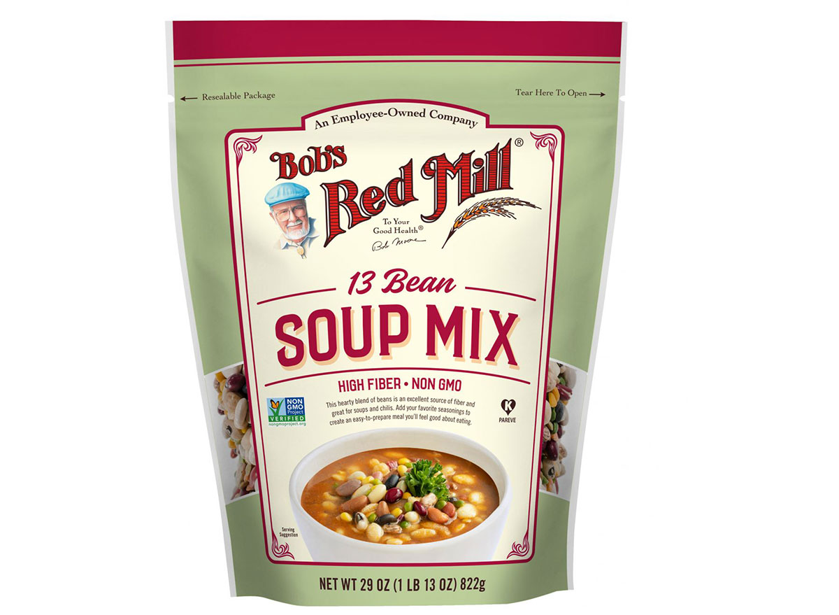 red mill soup mix