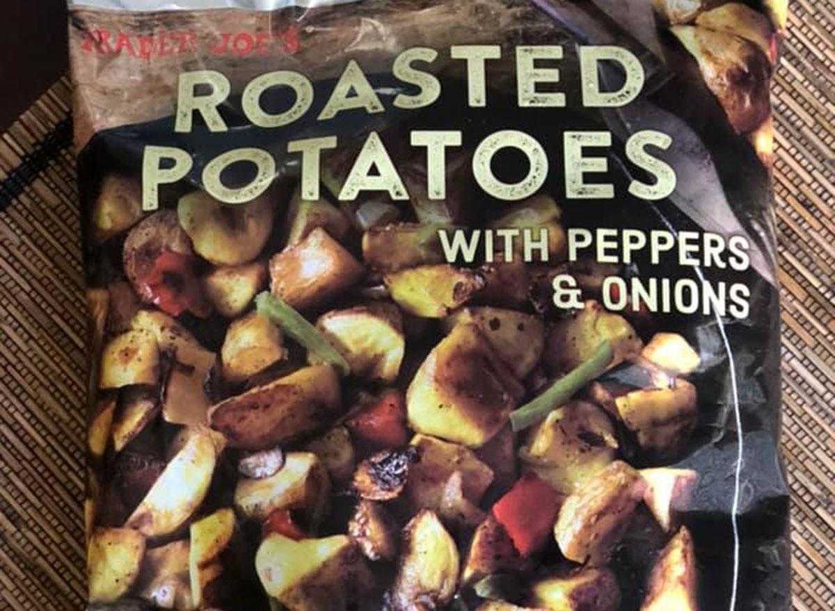 trader joe's breakfast roasted potatoes