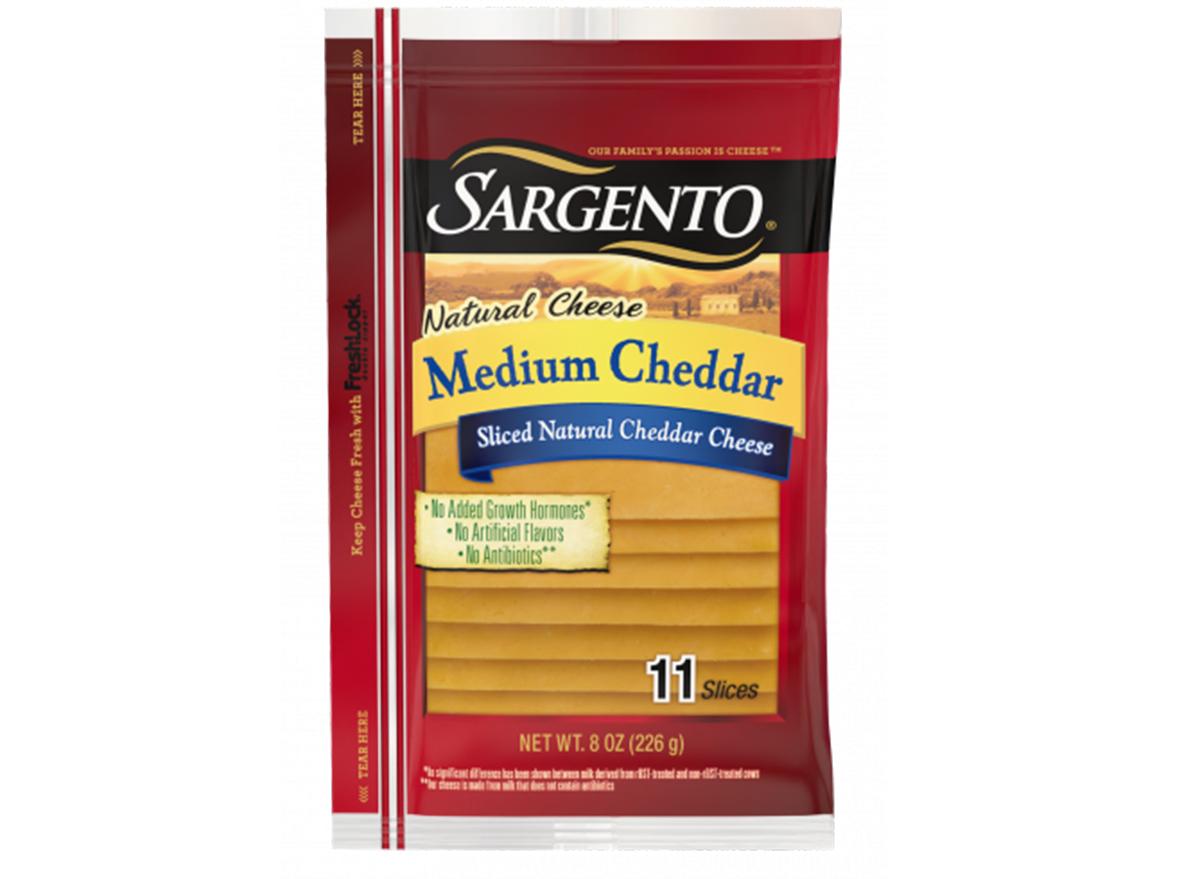 sargento medium cheddar