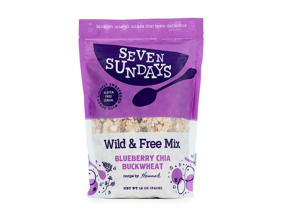 seven sundays gluten free cereal muesli