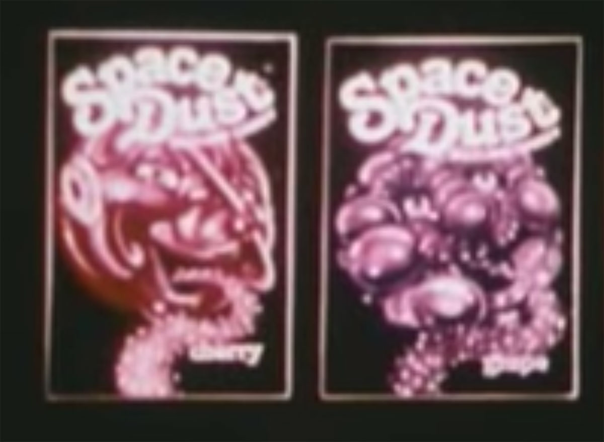 space dust candy