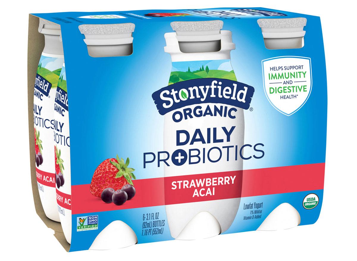 stonyfield probiotics