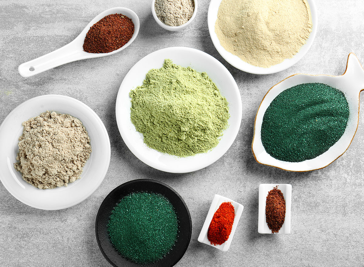 bulk foods superfood powders