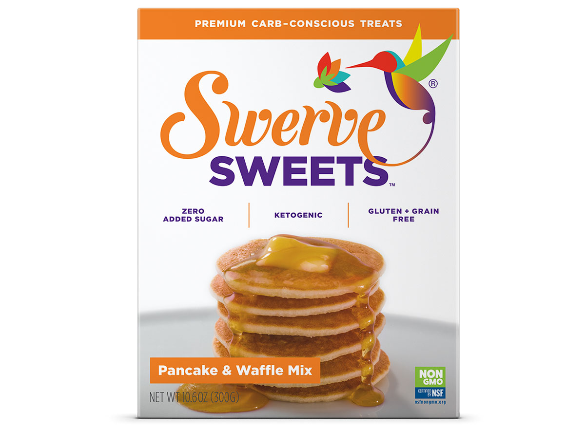 swerve sweets mix