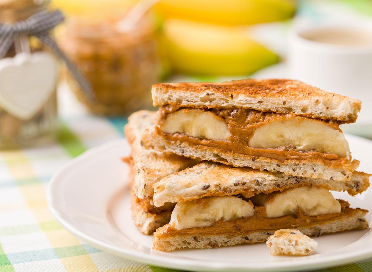 tennessee peanut butter banana
