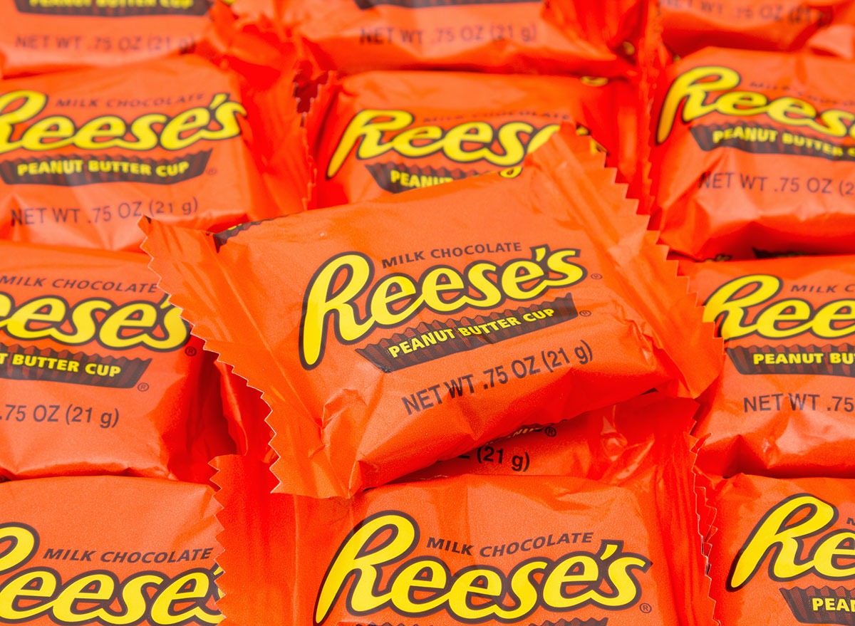 texas reeses peanut butter cups
