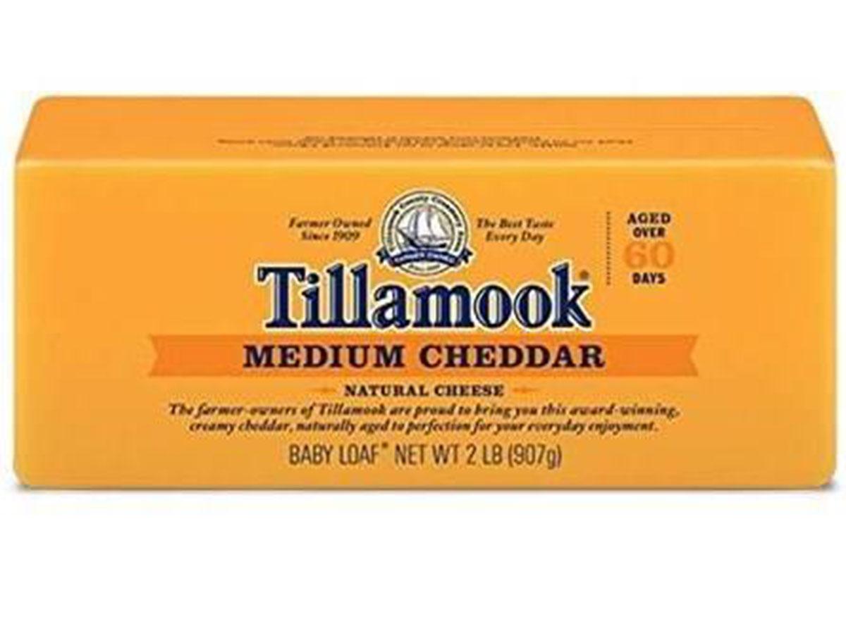 tillamonk cheddar cheese