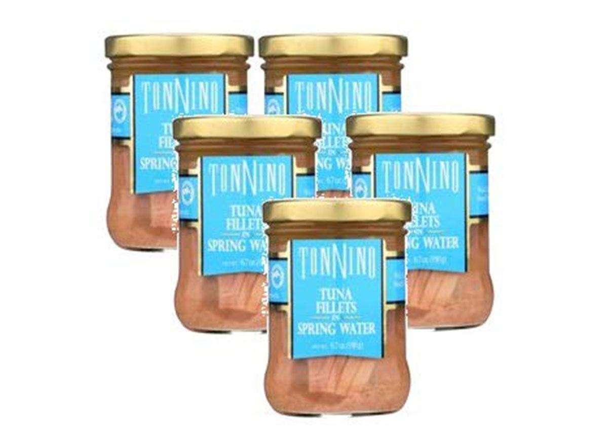 tonnino tuna filets