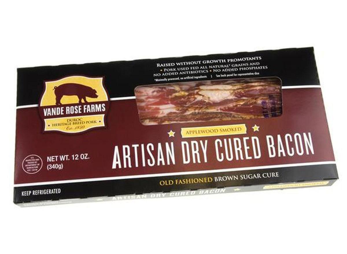 vande rose farms bacon