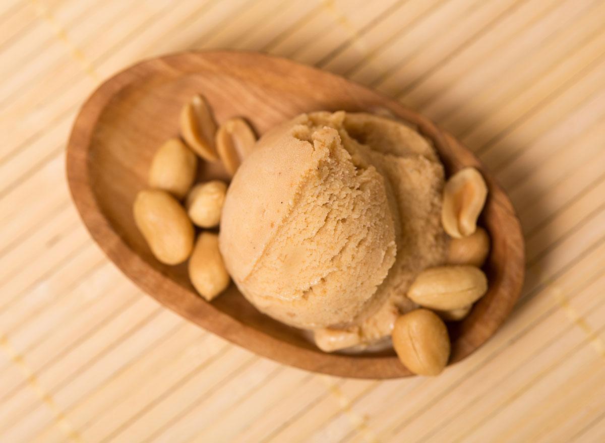 vermont peanut butter half baked