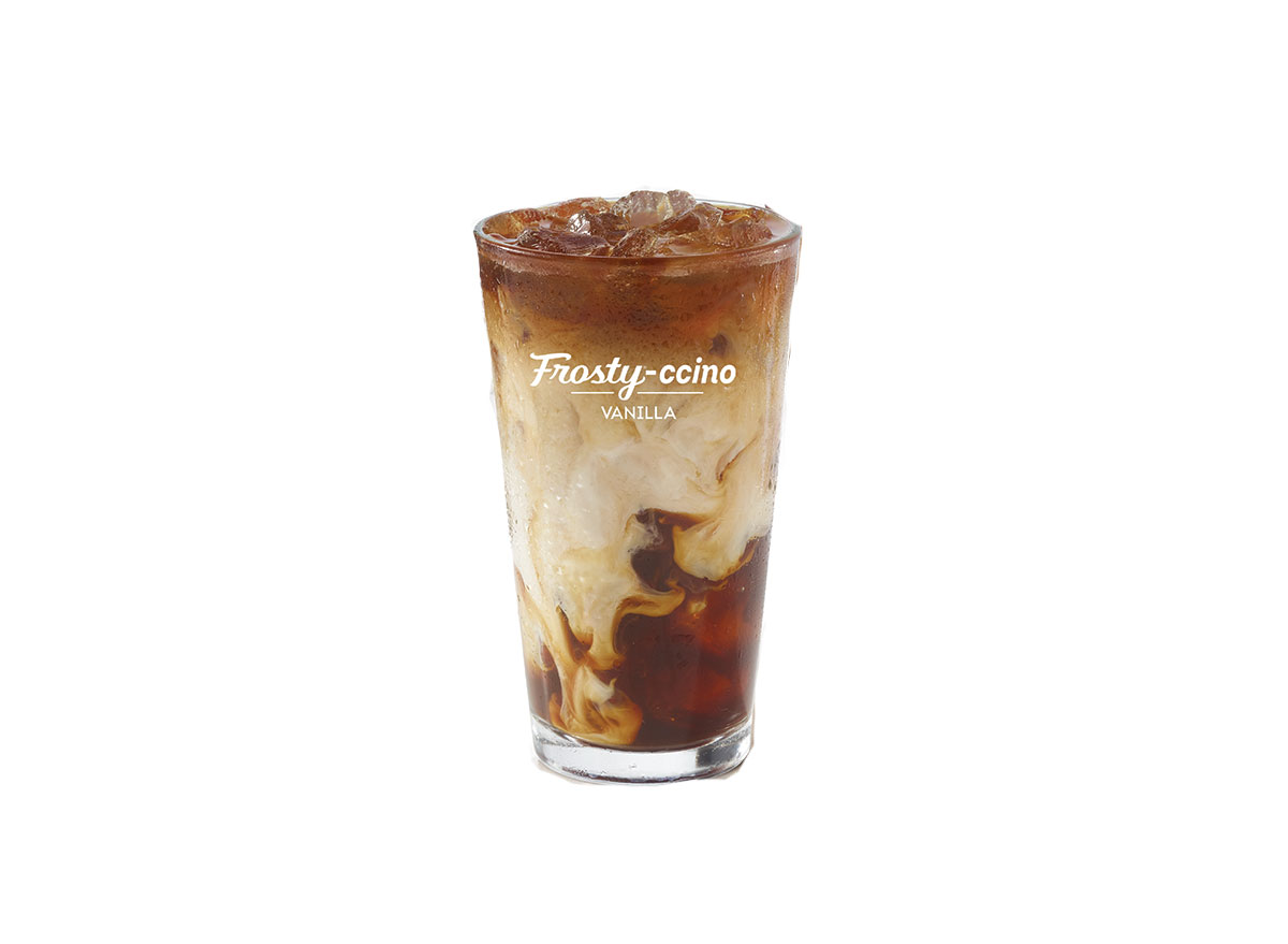 wendys frosty ccino