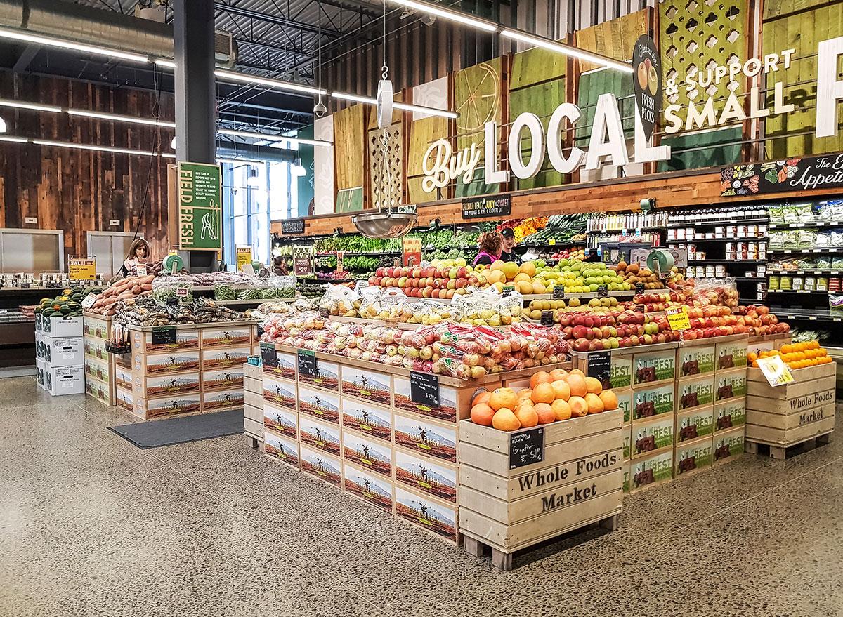 whole foods market inside