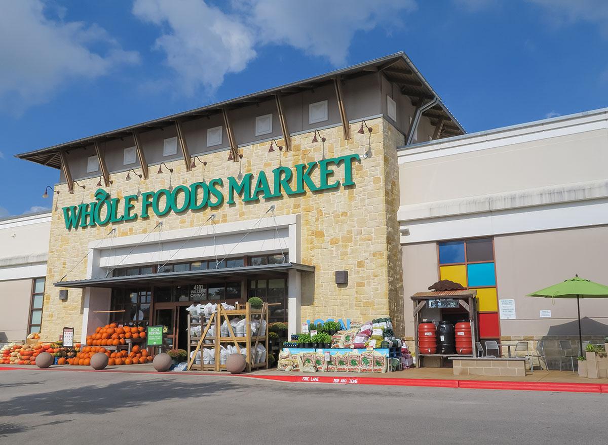 whole foods market outside