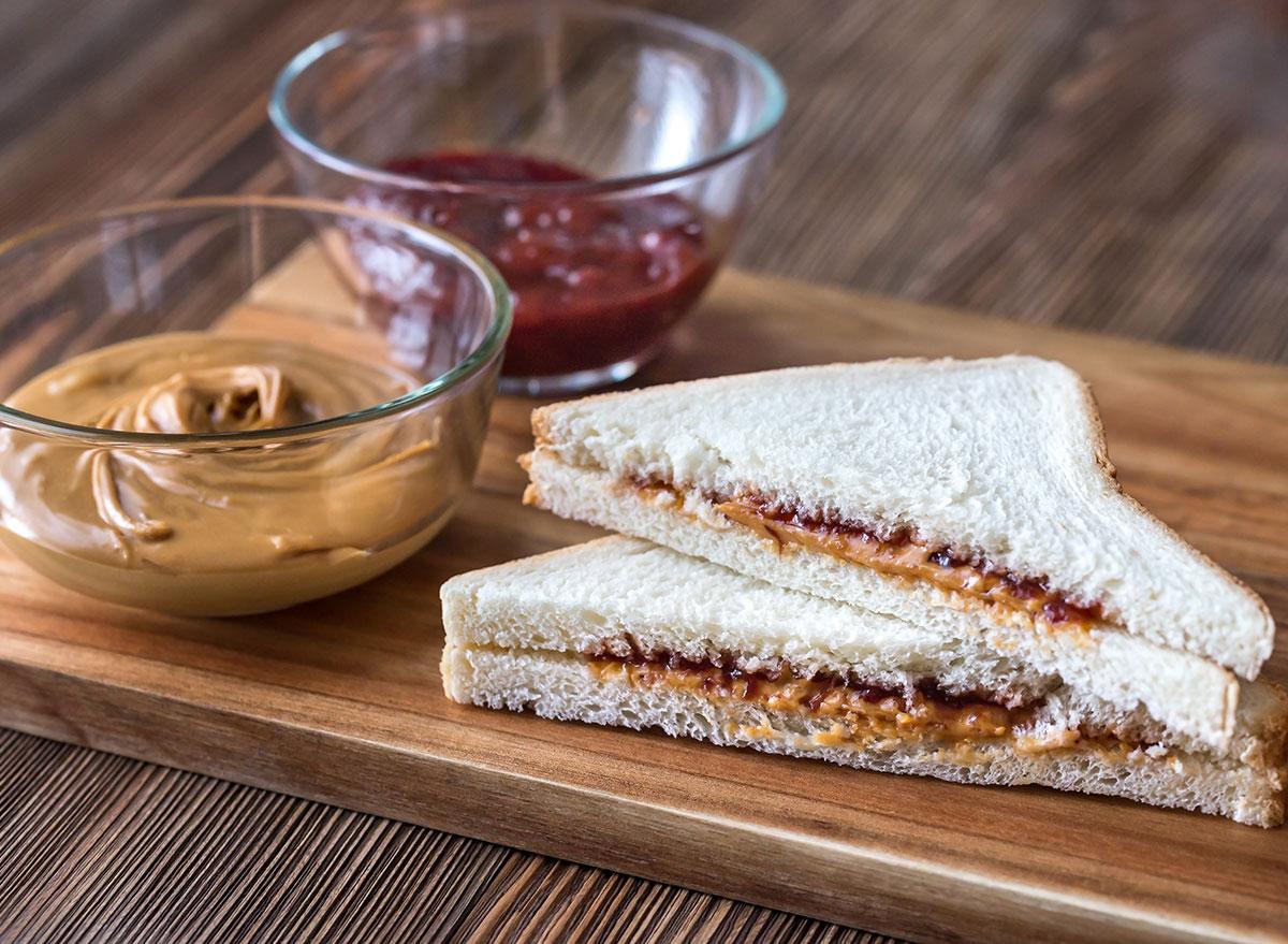 wisconsin peanut butter jelly