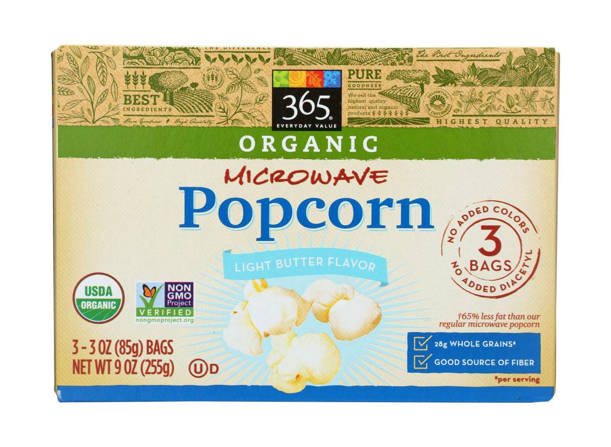 365 microwave popcorn