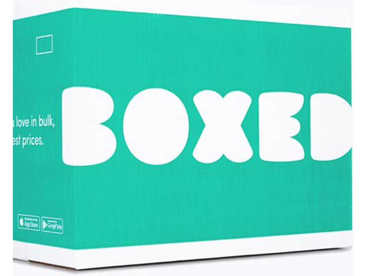 boxed market