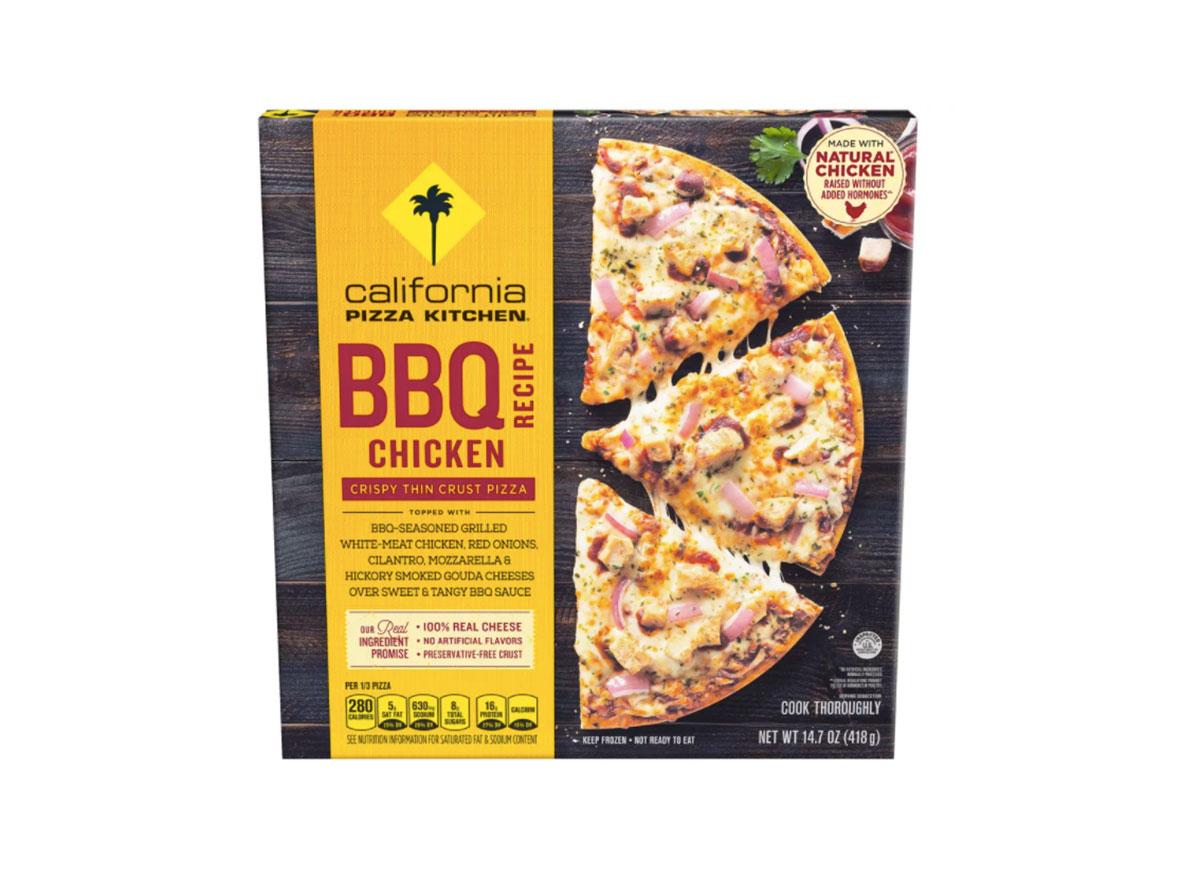california pizza kitchen frozen bbq chicken pizza