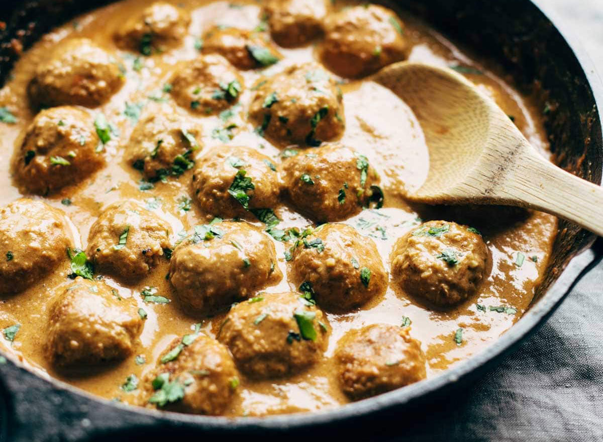 cauliflower meatballs