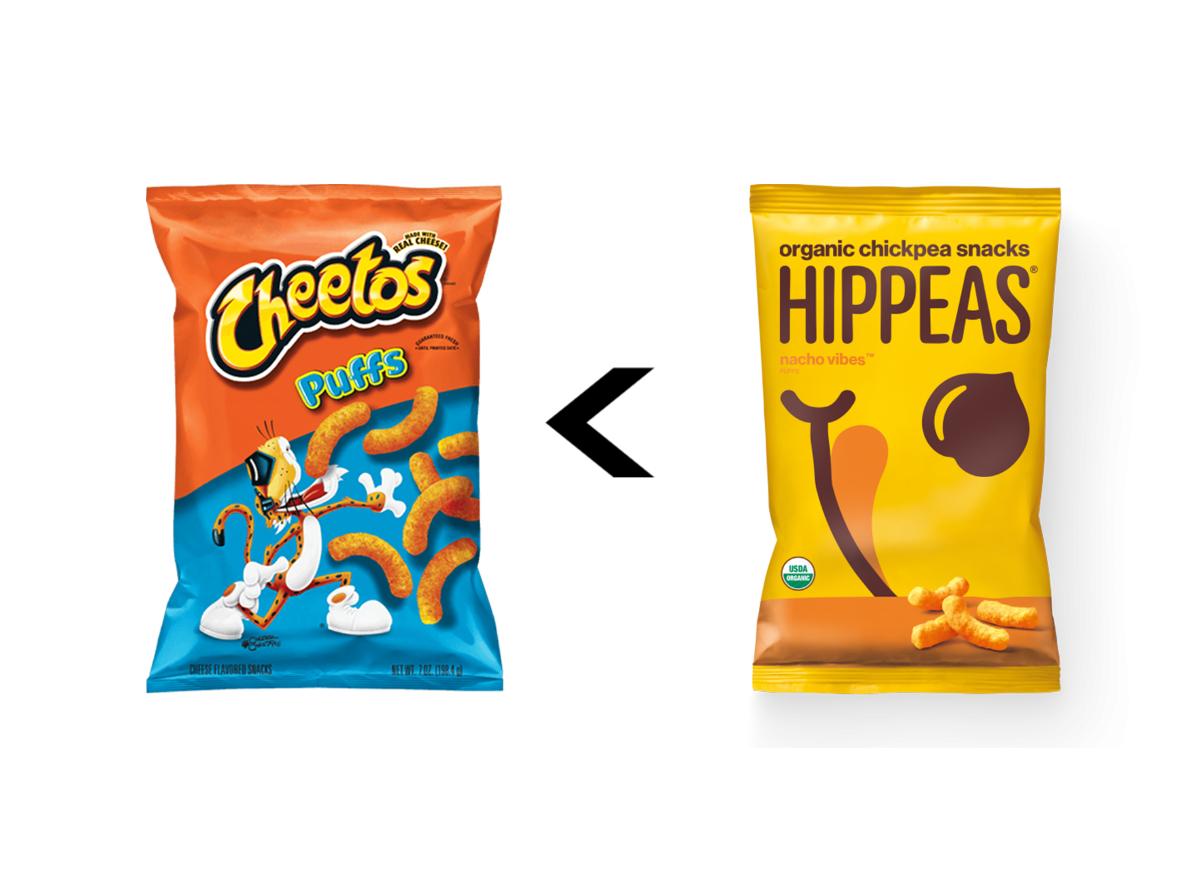 cheetos hippeas