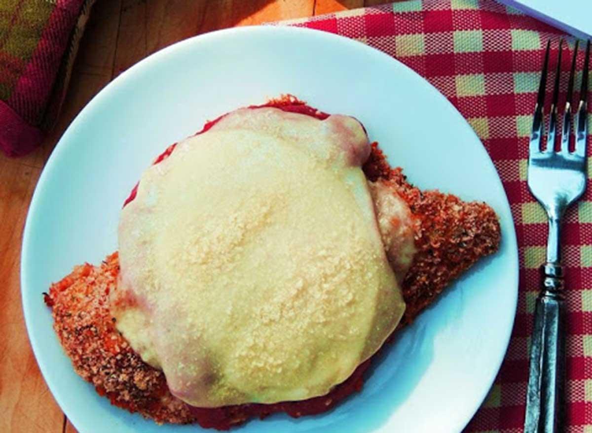 chicken parm sheet pan