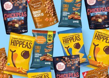 chickpea snacks