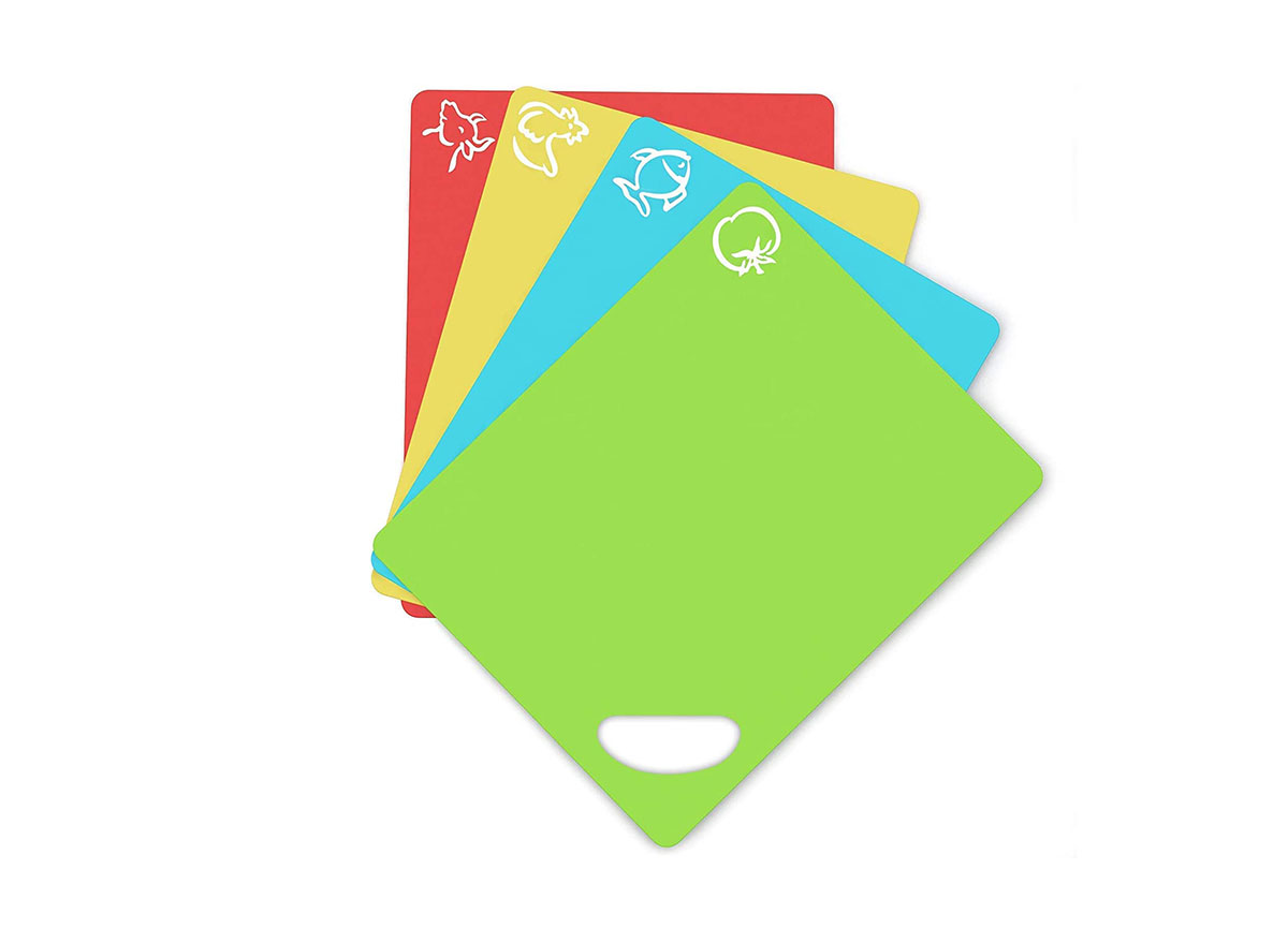 cooler kitchen plastic cutting boards
