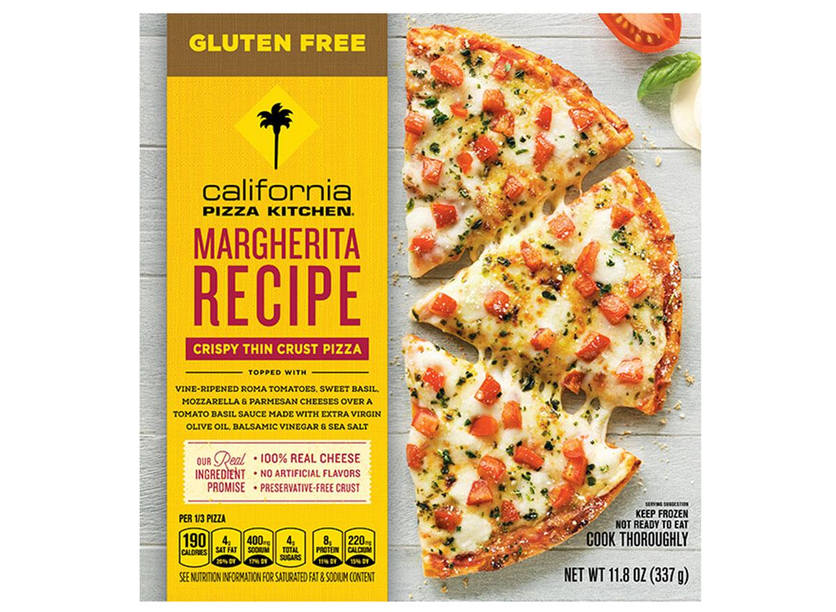 cpk margherita pizza thin crust