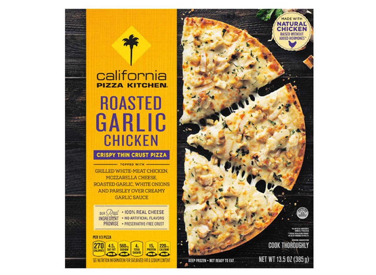 cpk roasted garlic chicken
