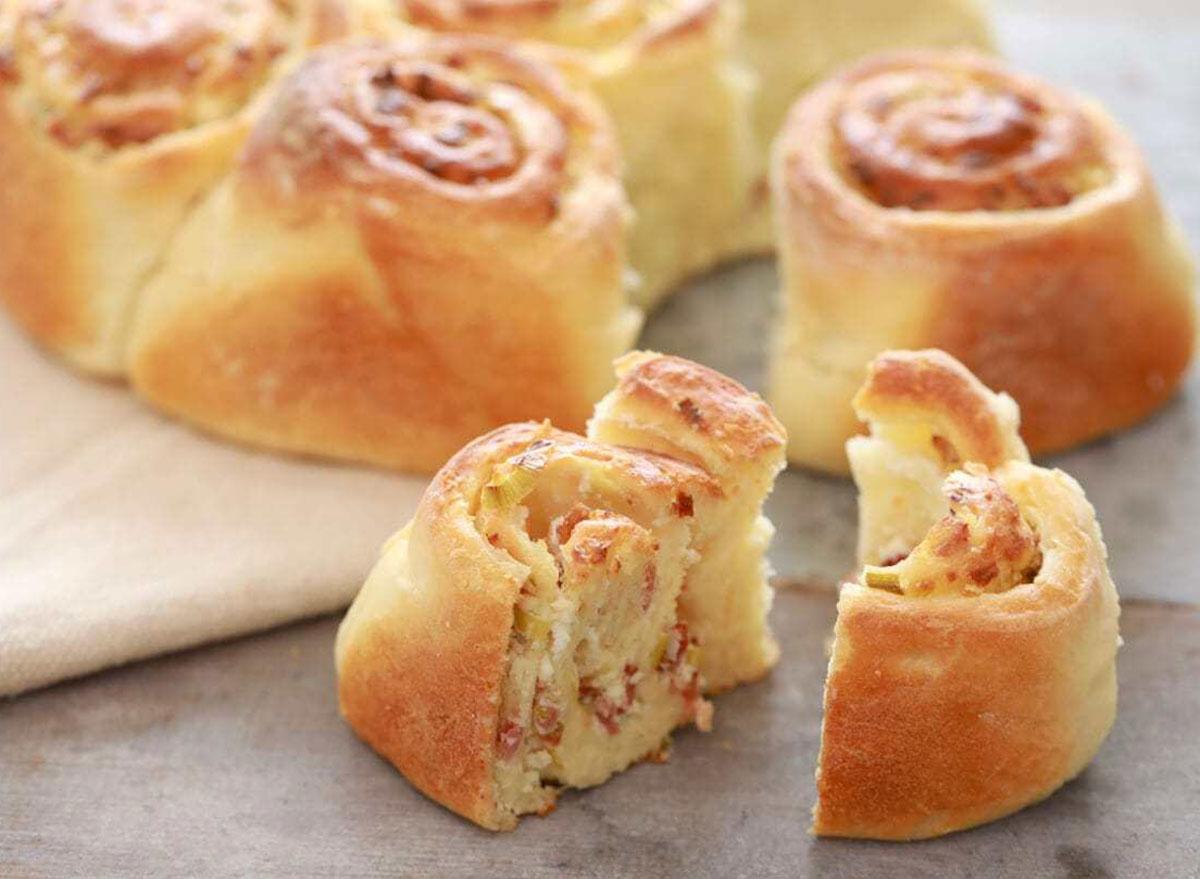 recipes for boredom crazy dough stuffed bread