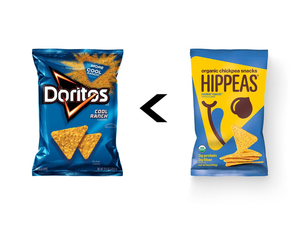 doritos hippeas
