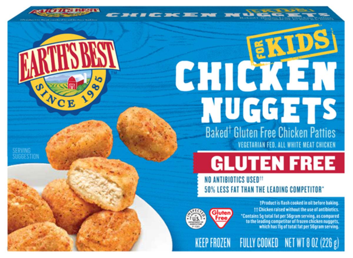 earths best chicken nuggets
