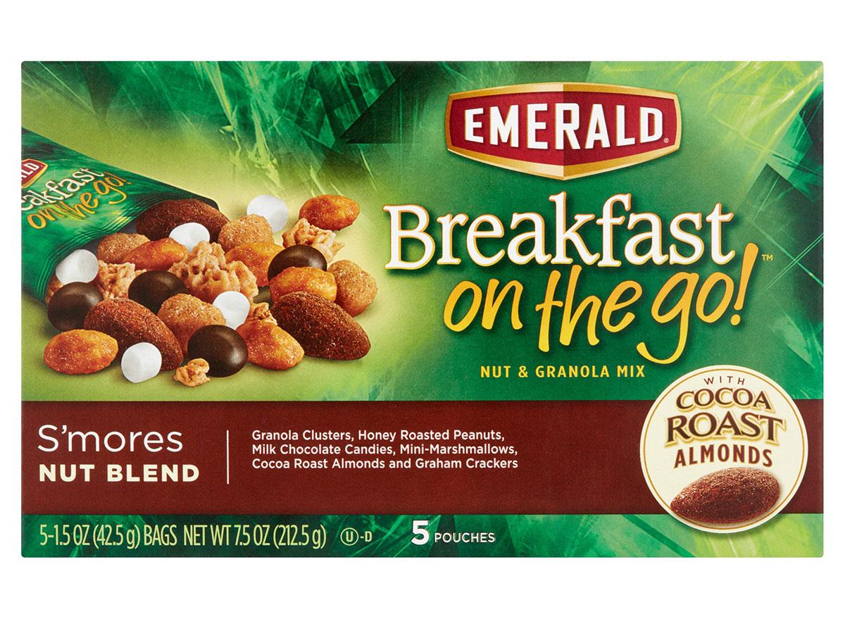 emerald smores nut blend