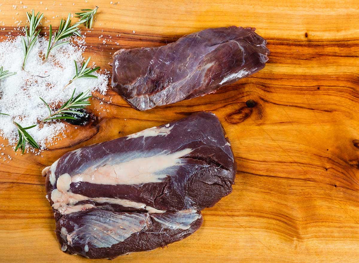 emu steak