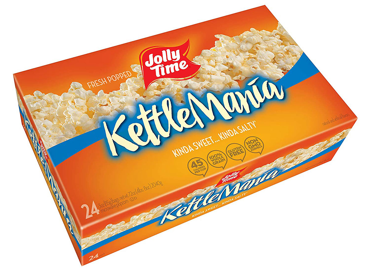 jolly time kettle mania