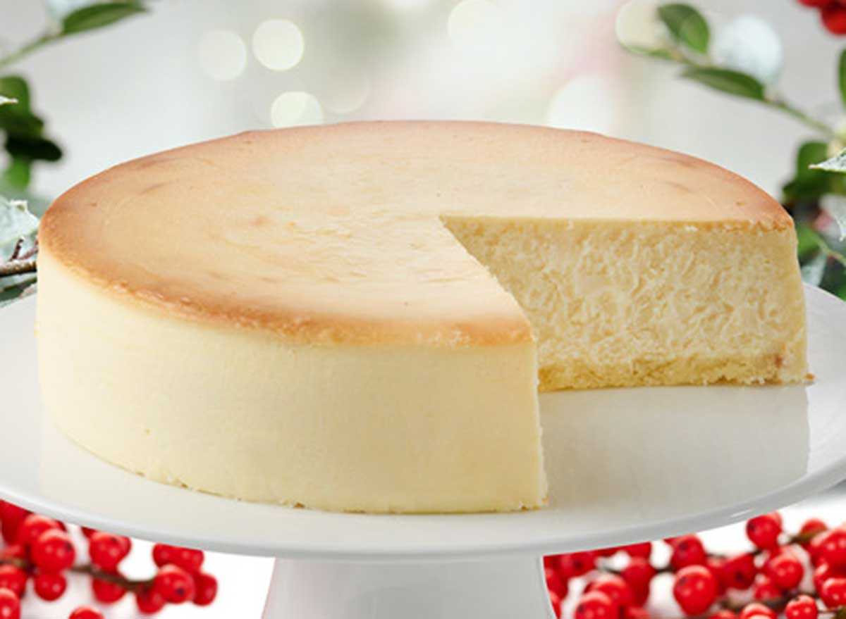 juniors cheesecake