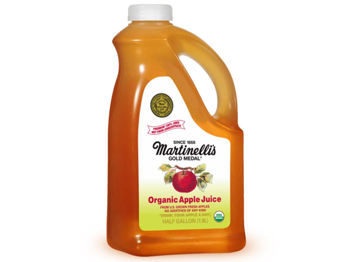 martinellis apple juice
