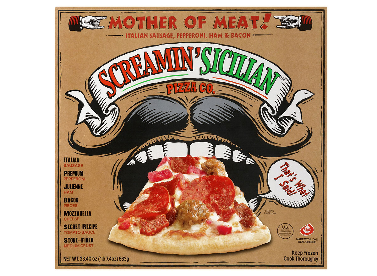 mother of meat pizza