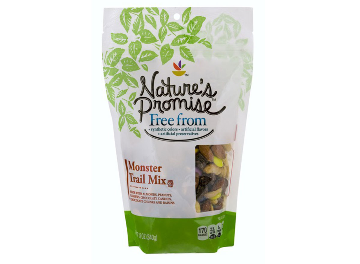 natures promise monster trail mix