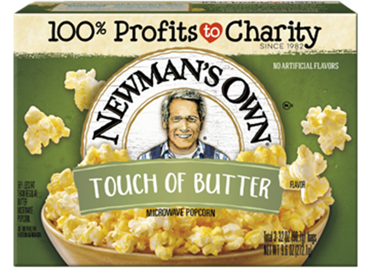 newmans own touch of butter