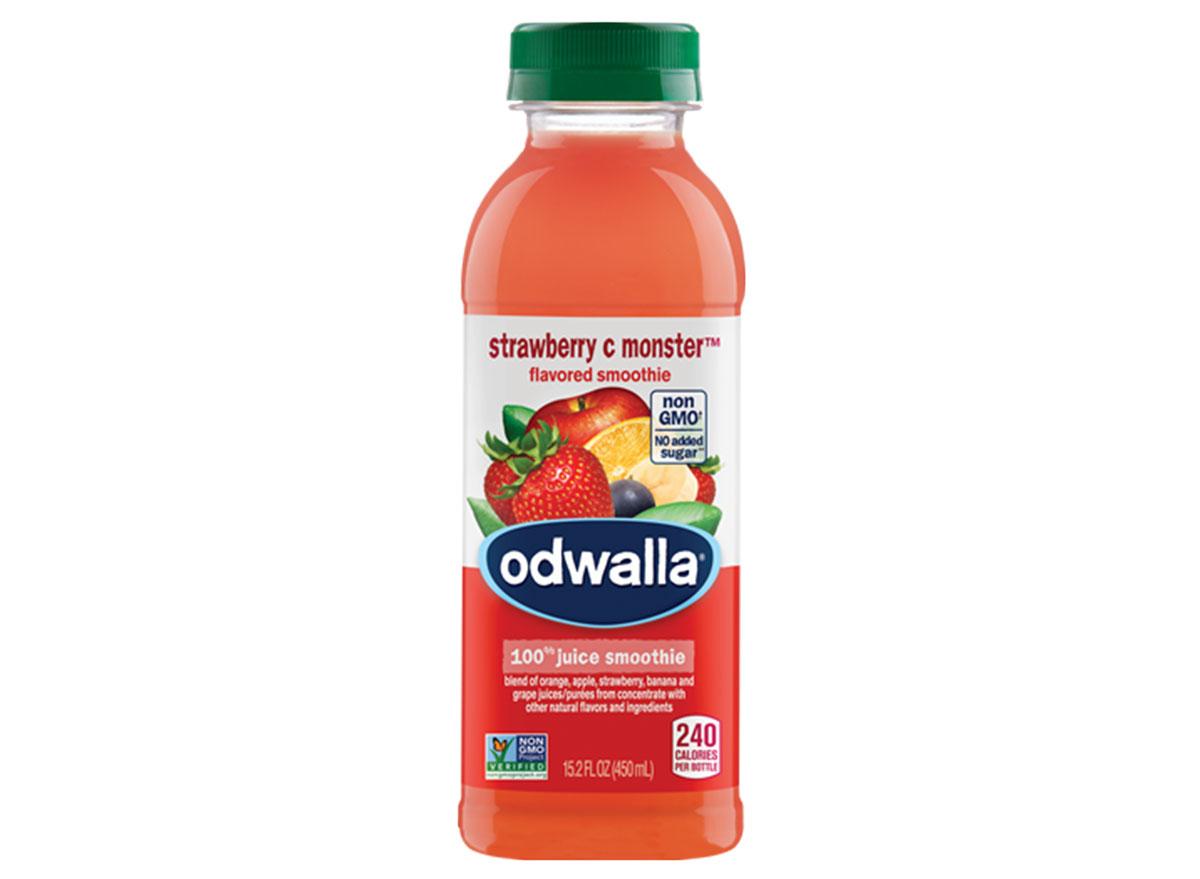 odwalla strawberry monster
