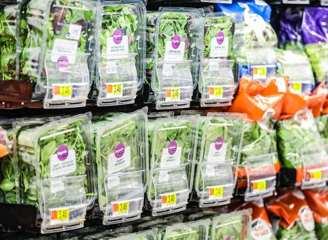 packaged salad kits