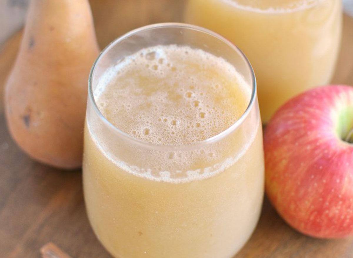 pear apple cider