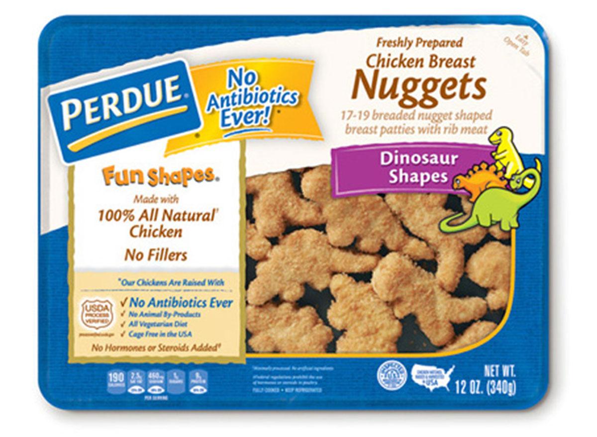 perdue dinosaur chicken nuggets