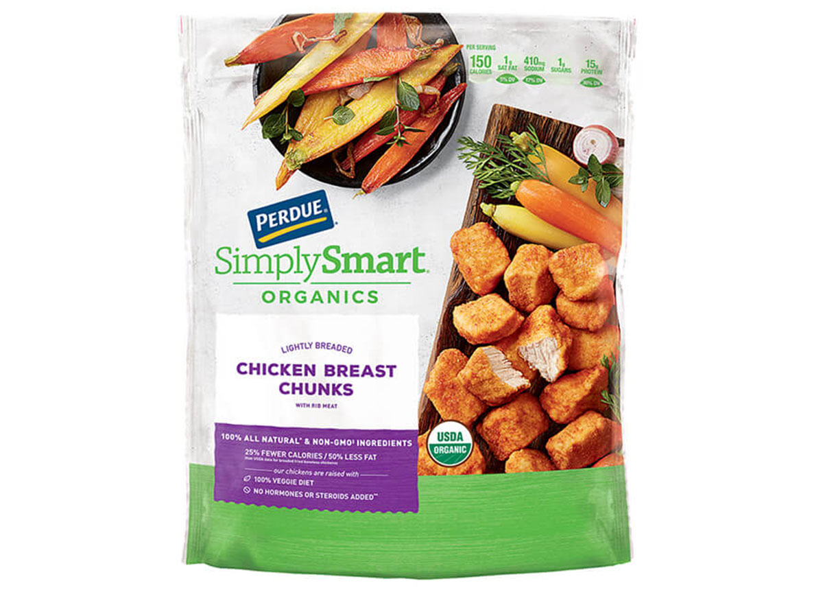 perdue simply smart chicken breast chunks