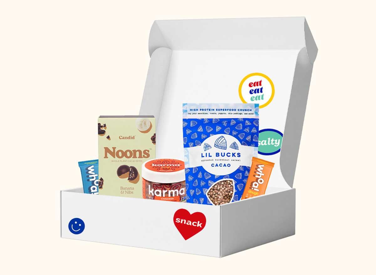 pop up grocer box