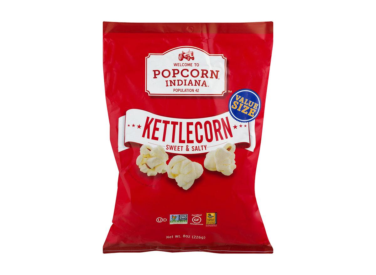 bag of popcorn indiana kettle corn